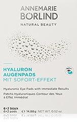 Hyaluron Augenpads