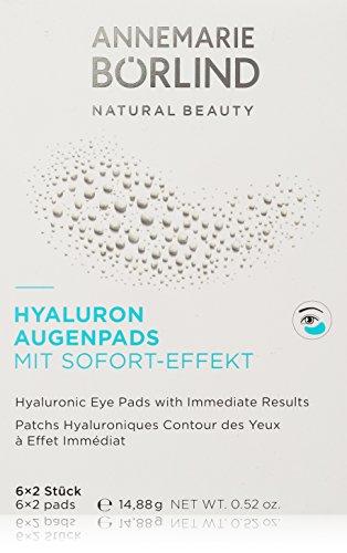 Annemarie Börlind Hyaluron Augenpads, 1er Pack (6 x 2 Stück)