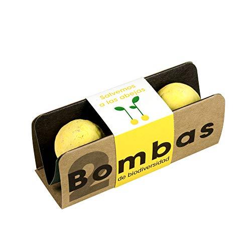 Bombas de biodiversidad - Salvemos a las abejas