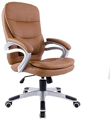 Taburetes Xiuyun Silla de Oficina Escritorio Sillas Silla giratoria con Forma de Arco de sillas de Oficina multifuncionales prácticos sillas telesilla pequeño Estudio