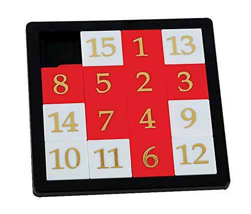 Gowi 360-74 - Schiebepuzzle XXL, Logikspielzeug