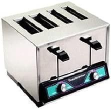 Toastmaster Pop-Up 4-Slot 120V Combo Toaster