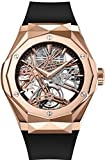 Hublot Classic Fusion Manual Wind Tourbillon 5 Days Power Reserve Orlinski King Gold Watch 505.OX.1180.RX.ORL19