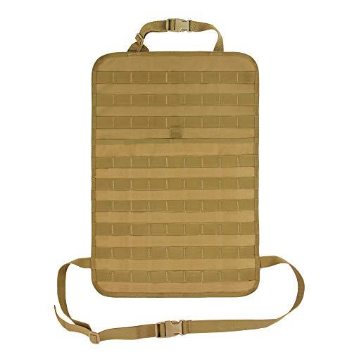 sac de rangement compatible avec la plupart des v/éhicules. pare-soleil camion Panneau de visi/ère tactique Molle pour voiture