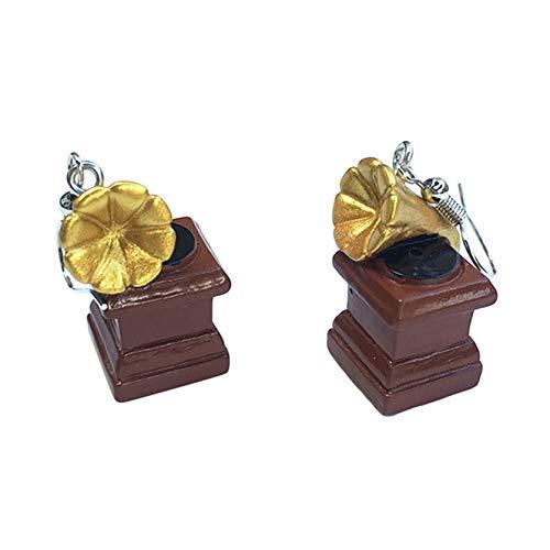 DYSCN Kreative Simulation Haushaltsgeräte Ohrringe Lustige baumeln Ohrringe für Frauen Mädchen (Stil 2)