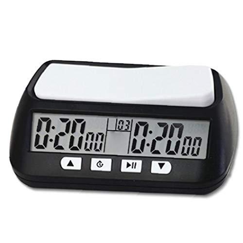Odoukey Ajedrez Ajedrez Reloj Temporizador Digital Reloj Tem