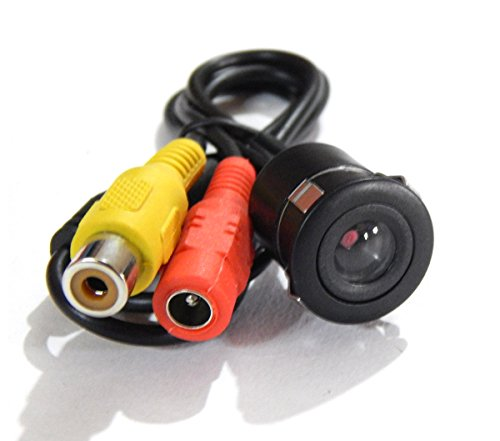 TS RETAILER Autozot Car Reverse Parking Camera Having HD 18.5 mm 170 degree Waterproof, Wide Angle View