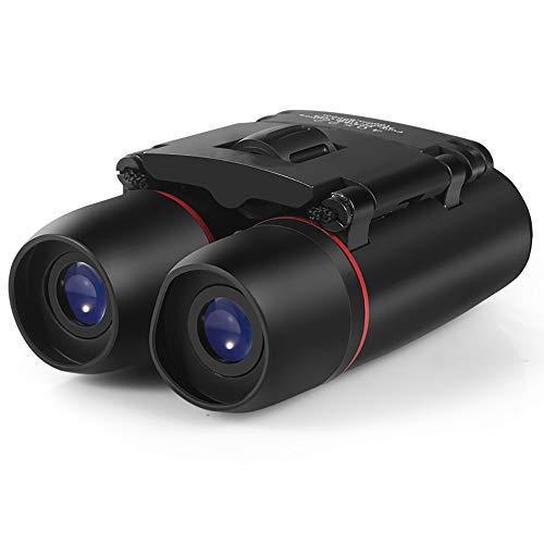 DKEE Binoculars Reisen Fernglas Outdoor / 40x HD Weitwinkel Tragbare Low Light Stufe Nachtsicht-Teleskop