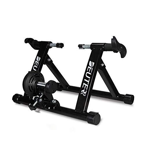 Magnetische Fietstrainer Bike Turbo Trainer Indoor Stationaire Oefenstandaard Stalen Frame