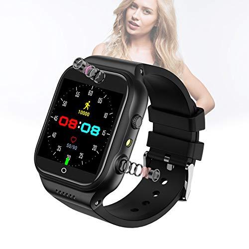 NZYMD Android Smart Watch- Monitoreo De La Temperatura Corporal- Cámara Oculta- Multifunción-Grabadora...