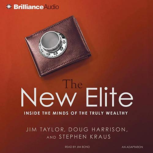 The New Elite audiobook cover art