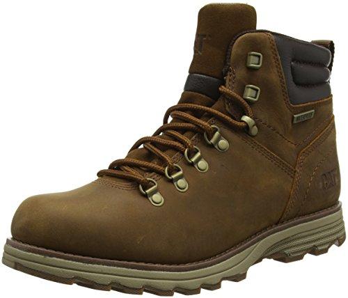 Cat Footwear Herren Sire Wp Stiefel, braun (BROWN SUGAR), 43 EU