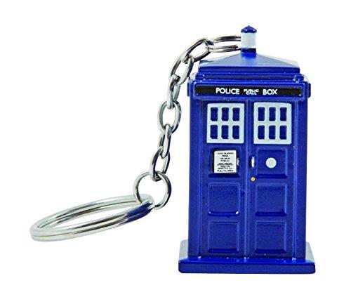 "Dr Who dr123cdu10""Tardis-Schlüsselanhänger"