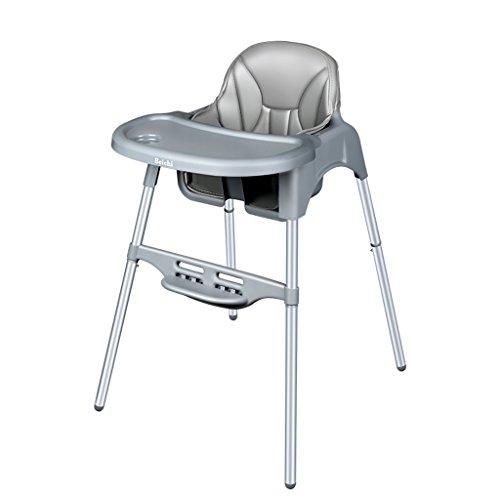 CIGONG Kinder Esstisch Und Stuhl Baby Lernen Stuhl Tragbaren Sitz Kind Esstisch Mehrzweck-Esszimmerstuhl Hochstuhl