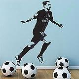Ksnrang Poster Zlatan Ibrahimovic PSG Fußball Fußball
