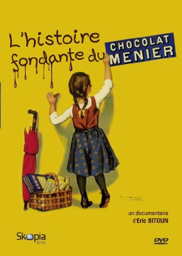 The History of Chocolate: The Menier\' Story ( L\'histoire fondante du chocolat Menier ) [ NON-USA FORMAT, PAL, Reg.0 Import - France ] by Eric Bitoun