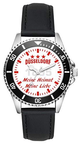 Düsseldorf Geschenk Artikel Idee Fan Uhr L-6041
