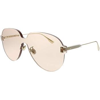 Dior Color Quake 3 Gold/Light Brown 99/1/145 Women Sunglasses