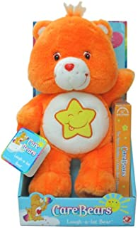 Care Bears Laugh-A-Lot Bear with VHS Movie