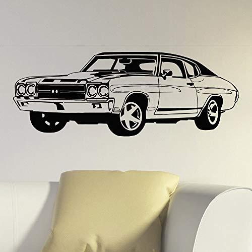 BailongXiao Vinyl wandtattoo Auto Aufkleber Motor Sport Auto nach Hause dekorative wandaufkleber 135x51cm