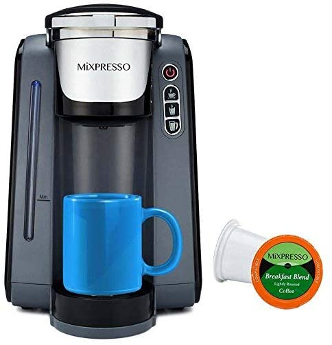 Mixpresso - Single Max 65% OFF Max 68% OFF Serve K-Cup Maker Machine Coffee Com