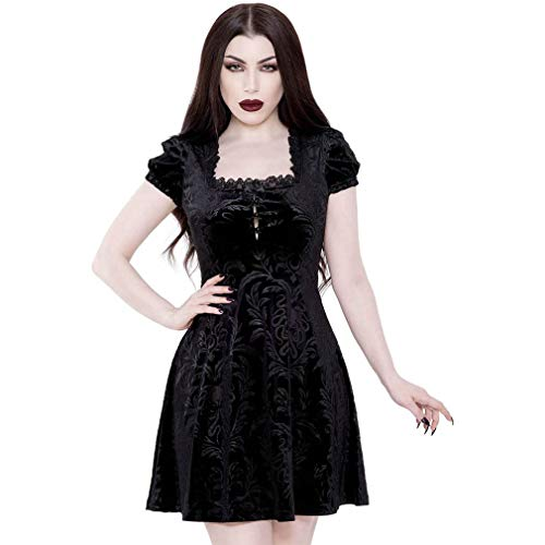 Killstar Skater Kleid - Kadabra 3XL