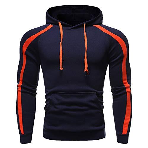 Otoño e invierno deportes y ocio suéter con capucha