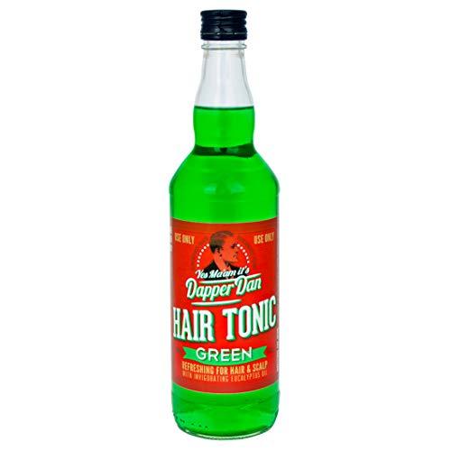 Dapper Dan Hair Tonic Green Bild