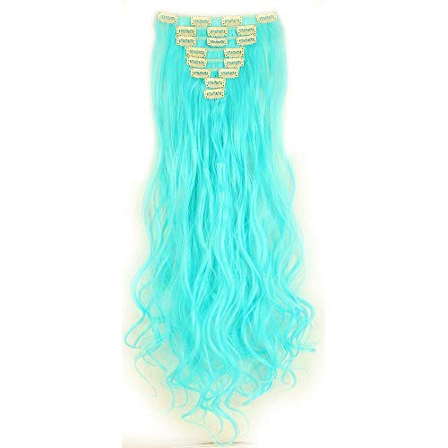 Oefen hoofd 66 cm regenboog kleur kunstmatig haar schoonheid pop hoofd, gebruikt om het gebruik van clips en haarborstels te oefenen om de styling trimmen Honing blond