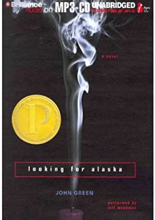 [ Looking For Alaska ] By Green, John (Author) [ Jan - 2012 ] [ MP3 CD ]