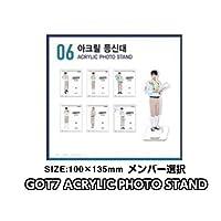 GOT7 アクリル等身大 JYP OFFICIAL goods got7 公式グッズ タイプ ジニョン