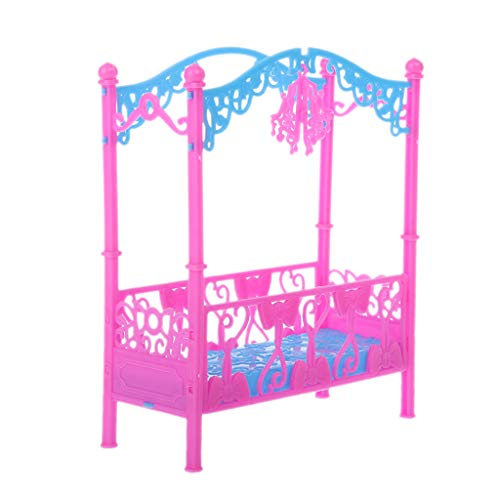 Fuwahahah Nueva cama con adornos cama dormitorio muebles