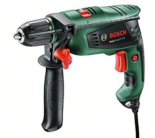 Bosch EasyImpact 570 - Taladro percutor, 230 V, 570 W (ref. 0603130100)