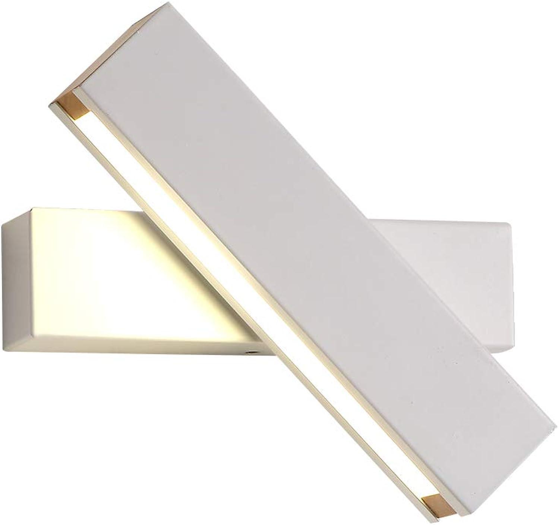 Wandlampe Dimmbar innen Wandleuchte LED CARYS Holz 6W licht ...