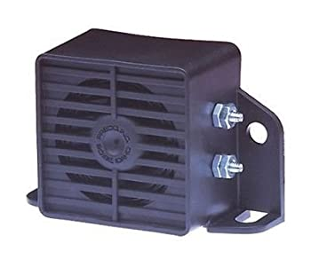 New 250 Preco Back-Up Alarm w/ Mounting on 3.25  Centers 102 DB & 12 - 24 VDC