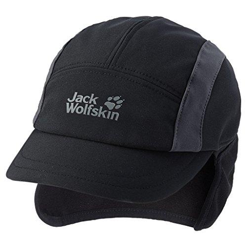 Jack Wolfskin SNOWSHOE CAP black