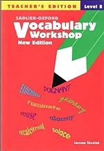 Sadlier-Oxford Vocabulary Workshop, Level E, Teacher's Edition