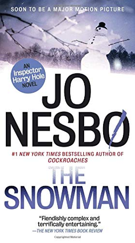Image of The Snowman (Harry Hole Series)