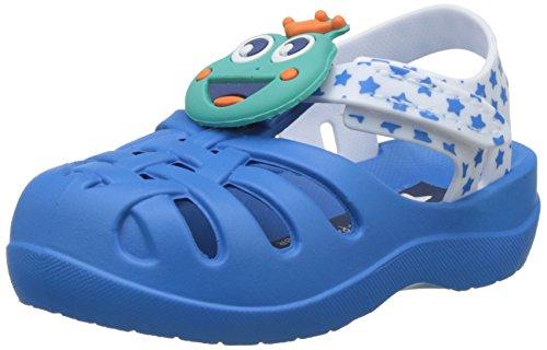 Ipanema Froggy - Sandalias Punta Cerrada para Chico, color azul, talla 19/20 EU