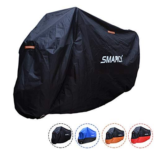 Smarcy Funda Protector para Moto, Cubierta para Moto / Motoc