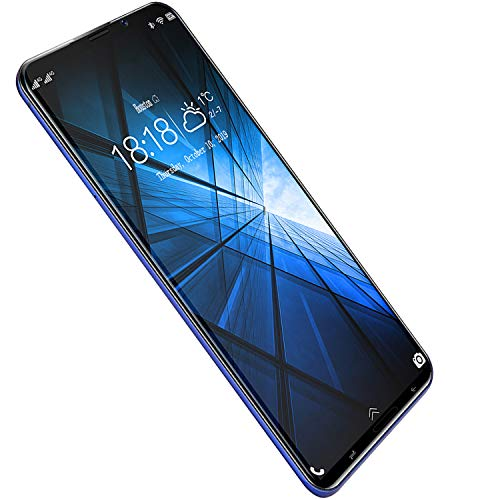 Moviles Libres Baratos 4G, J6+(2019) 3GB RAM+16GB ROM/128GB 5.99 Pulgadas Full-Screen Smartphone Libre 4800mAh Quad-Core Dual SIM Dual Cámara 8MP+5MP Android 8.1 Moviles baratos y buenos (Oro)