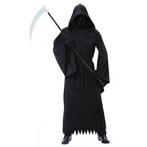 Christy's Amscan - Costume da Uomo per Halloween, Fantasma dell'oscurità