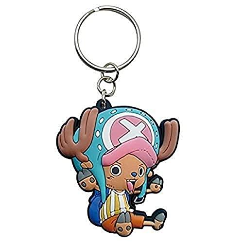 ABYstyle ABYKEY038 - Schlüsselanhänger One Piece, Chopper SD