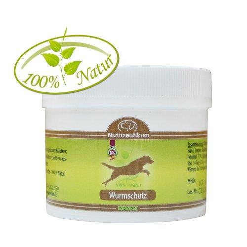 nutriz eutikum – Wurm Protection, 35G, doublure chemiefreies Complément alimentaire naturelle