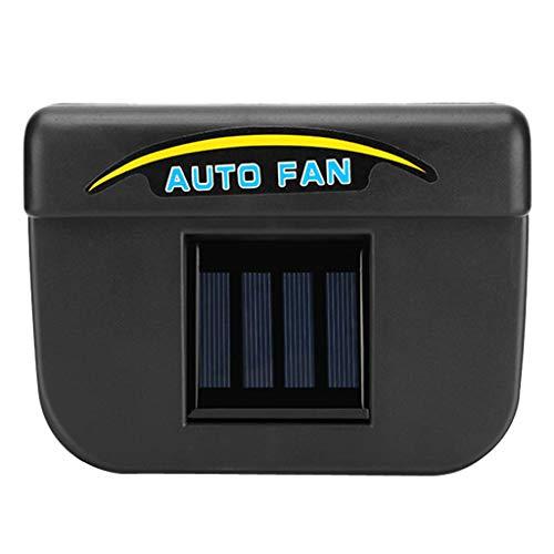 Gewächshauslüfter Solarlüfter Solarventilator für Auto Boot Wohnwagen