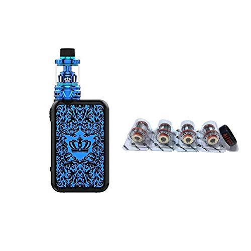 Uwell Crown 4/IV Kit Mit Crown 200W Mod/Crown 4/IV Tank (Blau)