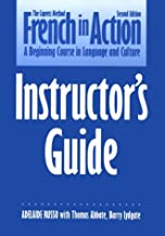 Best french in action instructor's guide Reviews