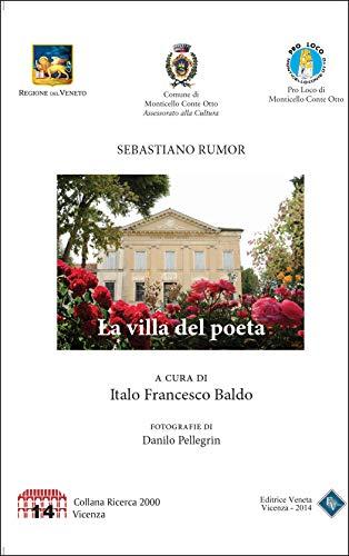 Couverture du livre La Villa del Poeta (Italian Edition)