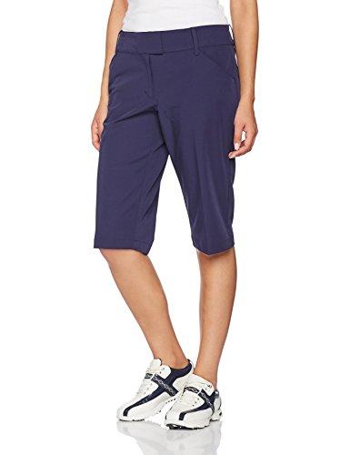 Callaway Walking Pantalón Corto de Golf, Mujer, Azul (Azul Marino), 4