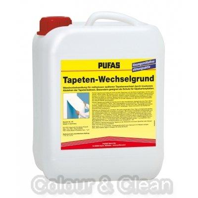 Pufas Tapeten-Wechselgrund 5 L Wandvorbehandlung für Tapetenwechsel